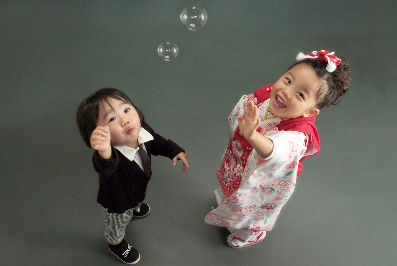 子供写真 記念撮影 大阪