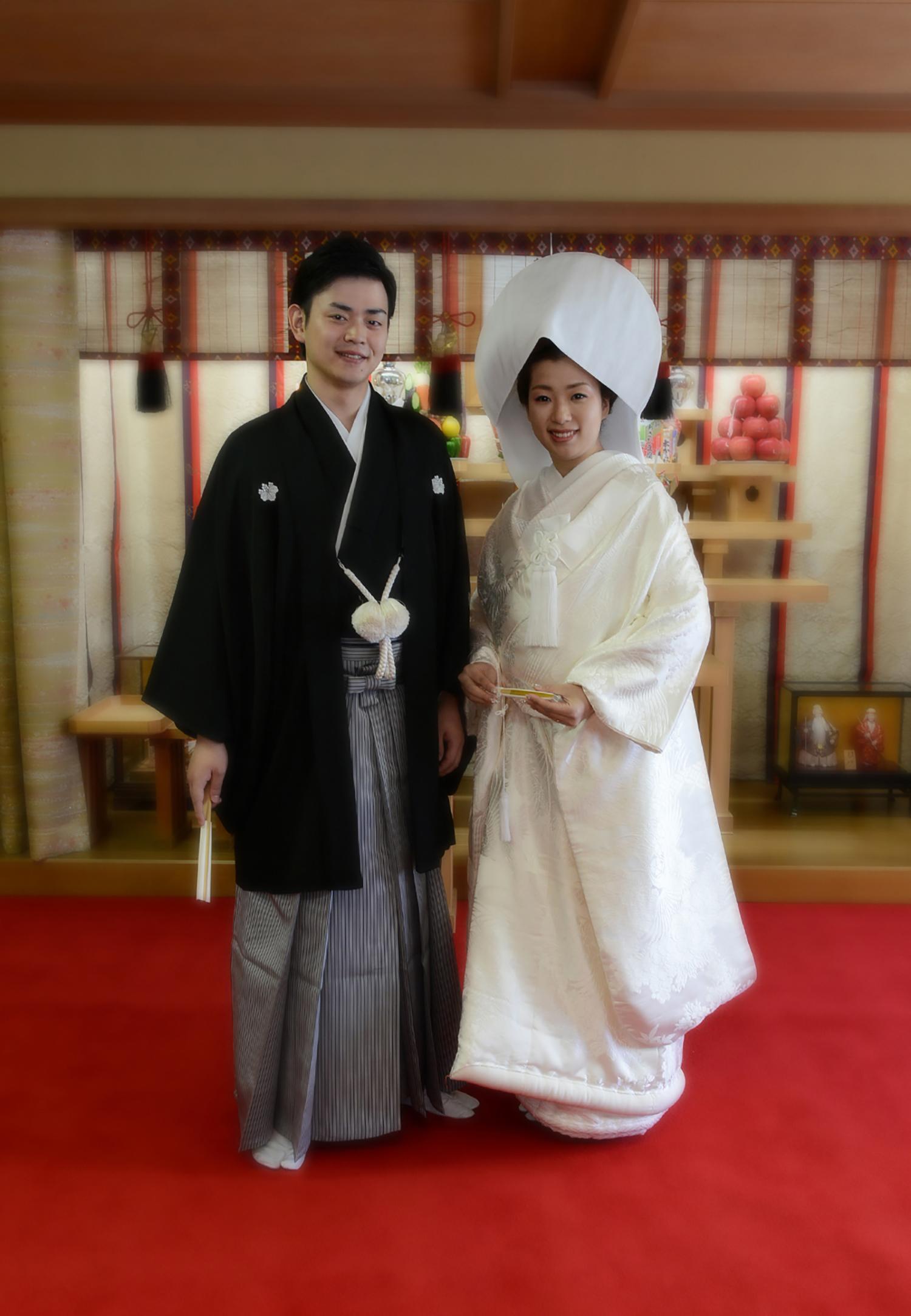 ウェディング 結婚式 記念撮影